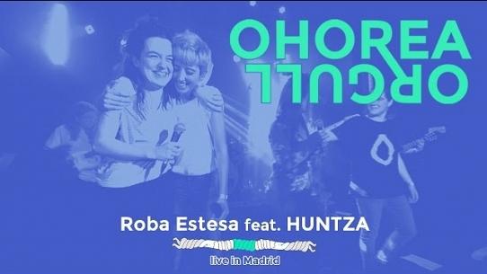 Ohorea (Orgull) (Live in Madrid)