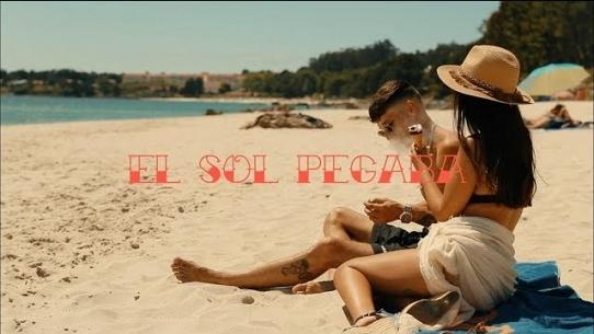 PROK - EL SOL PEGABA (PROD BLASFEM) VIDEOCLIP  #ROJOYNEGRO