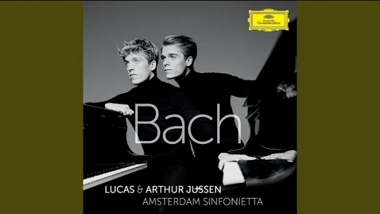 Concerto for 2 Harpsichords, Strings & Continuo in C Major, BWV 1061 : 1. [No Tempo Indication] (performed on two pianos)