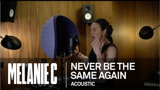 Never Be The Same Again (Acoustic)