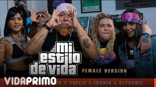 Mi Estilo de Vida (Female Version)