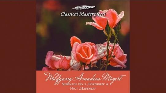 Serenade No. 9 KV320 in DMajor