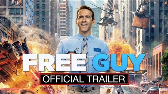 Free Guy: Official Trailer #2 (2020)