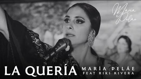 María Peláe - La Quería [feat. @Riki Rivera] (Video Oficial)