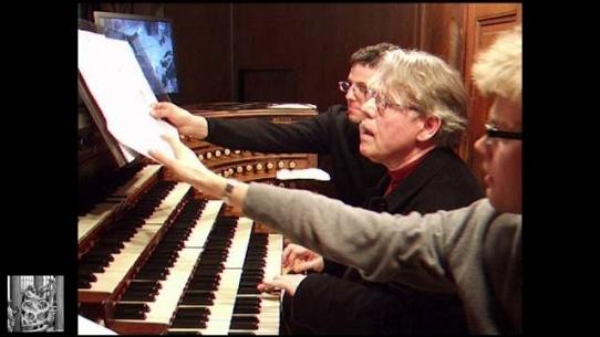 Saint-Sulpice organ, Daniel Roth & Les Siècles play Saint-Saëns Symphony n°3 (16 May 2010)
