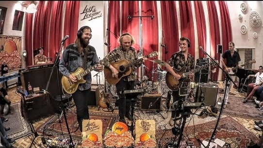 2019 Leif de Leeuw band plays The Allman Brothers Band - 'Jessica' Live @ Sound Vision Studio