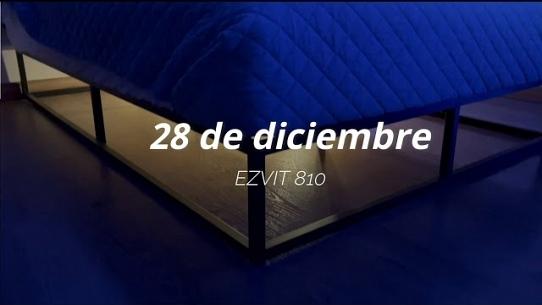 28 de Diciembre
