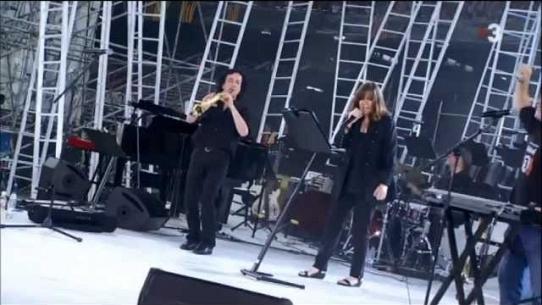 Maria del Mar Bonet al Concert per la Llibertat. Què volen aquesta gent?